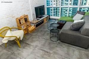 Best Flooring For Living Room Singapore – Gurus Floor