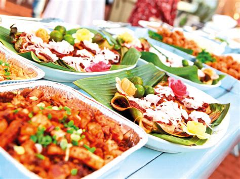 cuisine festive festival highlights singaporean food and events