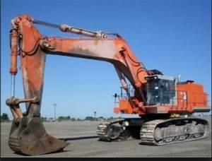 Hitachi Ex1200 5d Hydraulic Excavator Service Repair Manual Instant