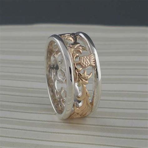 ideas  celtic wedding bands  pinterest