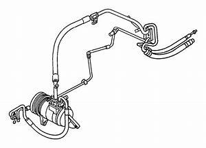 Chrysler Town  U0026 Country Line  A  C Suction  Auxiliary A  C