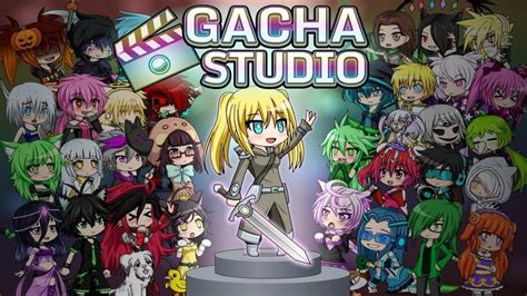 Gacha Studio (anime Dress Up) Android Gameplay
