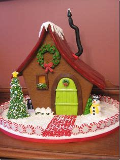 whoville gingerbread house village beckys creations