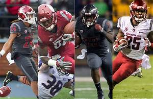 WSU's great dilemma: Too much talent at running back, too ...