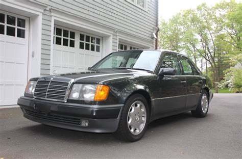 mercedes w124 500e the ultimate w124 mercedes 500e german cars for
