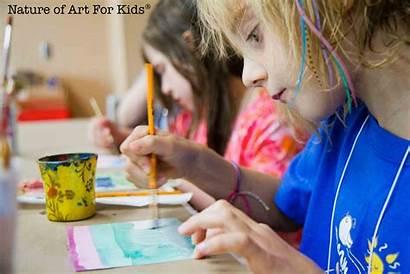 Painting Watercolor Paint Basics Children Copy Place