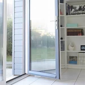 film adhesif vitrage miroir sans tain reflechissant l With porte d entrée pvc avec decotec miroir salle bain