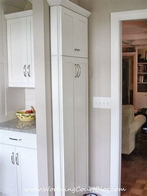 narrow kitchen hutch s remodeled kitchen my future home narrow