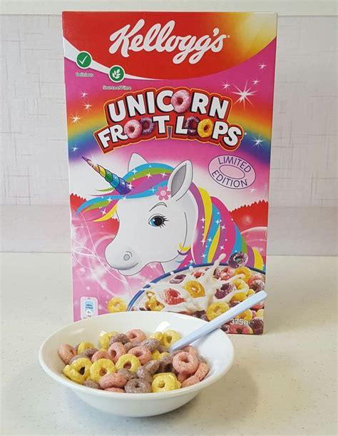 unicorn fans    dig   breakfast cereal