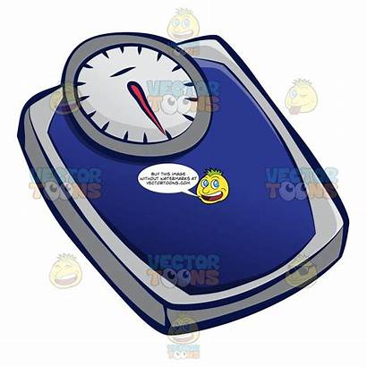 Scale Weighing Analog Clipart Cartoons Fitness