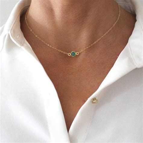 Green Onyx Gemstone Gold Choker Necklace By A Box For My. 2mm Platinum Band. Czech Beads. Titanium Stud Earrings. 14k Gold Anklet. Turquoise Blue Earrings. Pandora Charm Bracelet. Carved Wood Pendant. Bangle Bar Bracelets