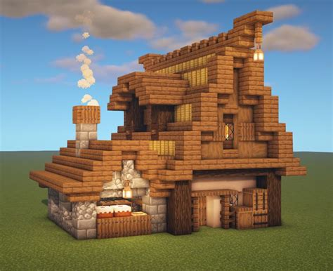 modern bakery house   minecraft houses minecraft architecture minecraft construction