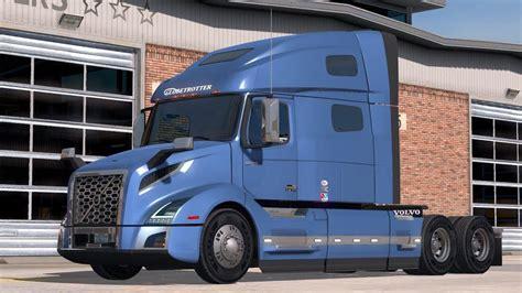 Volvo Vnl 760 2018 For Ets2 130 Truck Mod Euro Truck