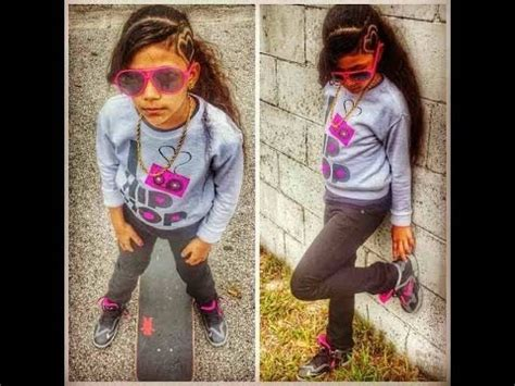 baby kaely  year hip hop  youtube