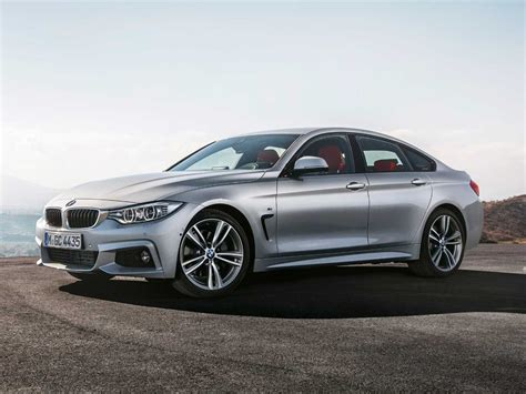 Gran Coupe Bmw by Bmw 4 Series Gran Coupe Coming June 2014 From 163 29 420