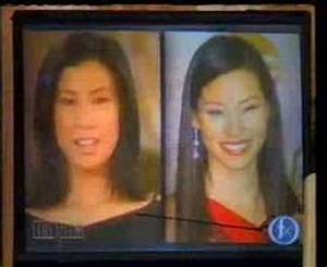Lisa Ling IS NOT Lucy Liu! - YouTube