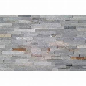 plaquette de parement pierre naturelle beige slimfirst With good terrasse jardin leroy merlin 3 des plaquettes de parement en pierre naturelle beige