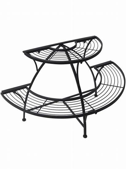 Plant Stands Steel Plants Tubular Stand Metal
