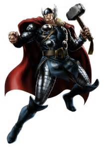 Marvel Avengers Alliance Thor