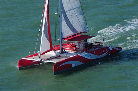 Fast Catamaran Boats by New Voyager Fast 62 Sailing Catamaran For Sale