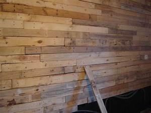 peinture couleur bois de rose 5 mur en planche de bois With peinture sur bois brut