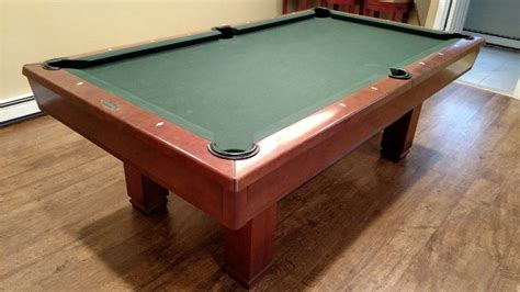 how many feet is a pool table 7 foot connelly pool table slate weight how much this is a