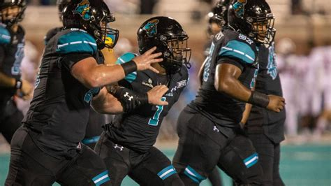 CCU's football game against Troy rescheduled for Dec. 12 ...