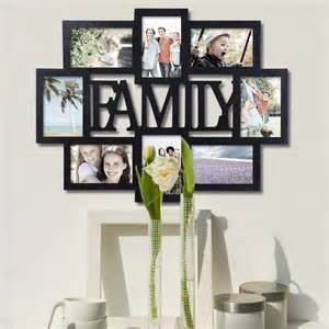Patio Tables At Walmart by Adeco Quot Family Quot 8 Opening Collage Picture Frame Pf0432
