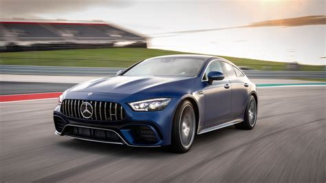 The base gts are rated at 16 mpg city and 22 highway. 2019 Mercedes-AMG GT 4-Door First Drive Review | Automobile Magazine