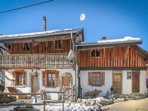 chalet 224 vendre en rhone alpes haute savoie le biot appartement dans une vielle ferme r 233 nov 233 e