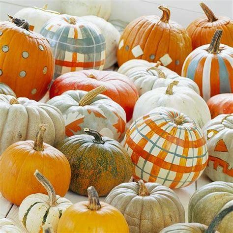 pumpkins decorations modern furniture easy painted pumpkins 2013 halloween decorations ideas