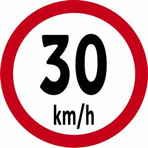 A Quick Guide To Regulatory Traffic Signs