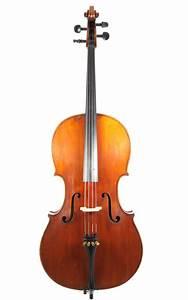 19th Century German Cello From Markneukirchen