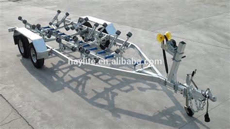 Steel Boat Trailer For Sale by Hydraulics Boat Trailer With Steel Frame For Sale Buy