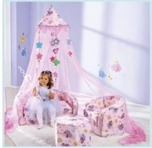 Ciel De Lit Bébé Fille : d co de chambre de princesse voile de r ve principessa d corer ~ Teatrodelosmanantiales.com Idées de Décoration