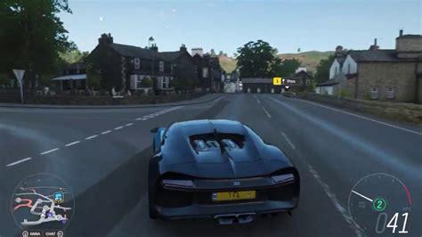 4k, bugatti chiron, forza horizon 4, hypercar. Bugatti Chiron 1480BHP Gameplay - Forza Horizon 4 - YouTube