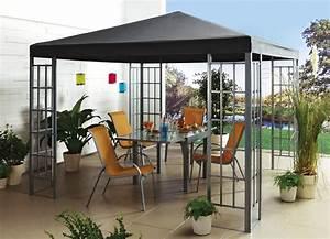 Pavillon Für Garten : pavillon in verschiedenen ausf hrungen pavillons bader ~ Michelbontemps.com Haus und Dekorationen