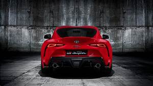 Toyota GR Supra 2019 4K 3 Wallpaper HD Car Wallpapers