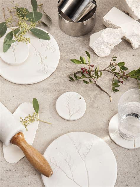 diy pflanzenfossil aus keramik pflanzenfreude