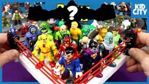 Justice League Toys  U0026 Imaginext Batman Toys Shake Rumble