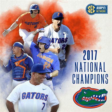 CONGRATS to the University of Florida Gators Baseball Team ...