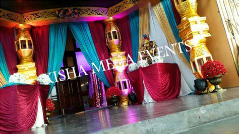 kisha mega  wedding decoration  sungai dua