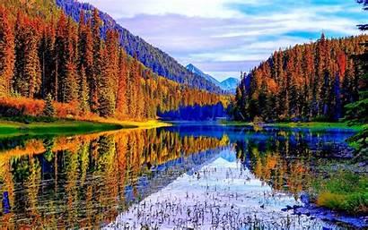 Autumn Wallpapers Canada Lake