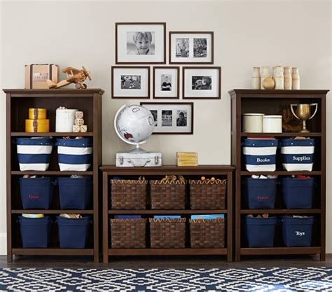Pottery Barn Bookshelf by Cameron 4 Shelf Bookcase Pottery Barn