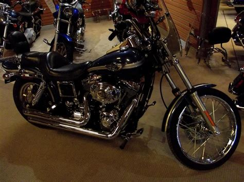 Harley Davidson Lafayette In by Harley Fxdwg Motorcycles For Sale In Lafayette Indiana