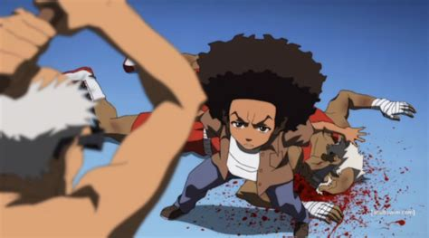 Halloween Wars Season 1 Cast by Watch The Boondocks Season 1 Online Free On Yesmovies To