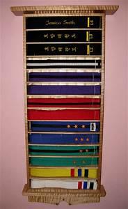 Tae Kwon Do Belt Display - by wlhutch @ LumberJocks com