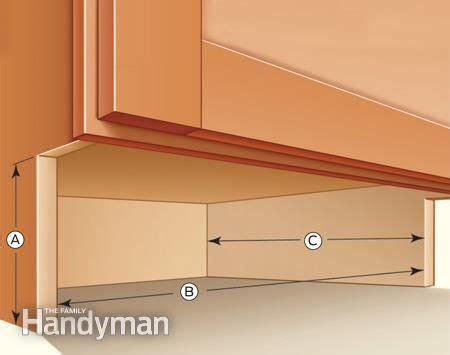 Under Kitchen Cabinet Drawers