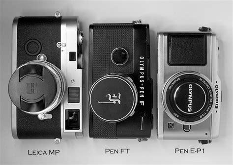 The Online Photographer The Original Olympus Pen Half