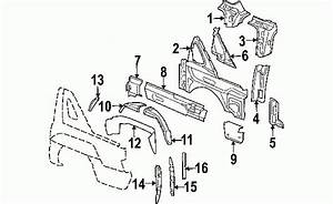 2002 Chevy Avalanche Parts Diagram